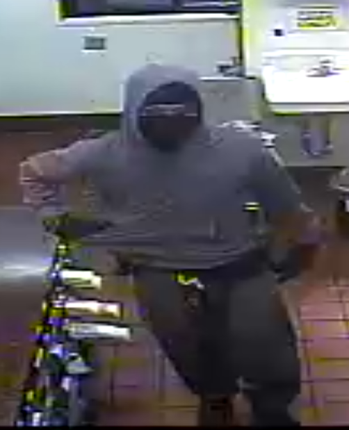 Suspect from McDonald&#39s armed robbery